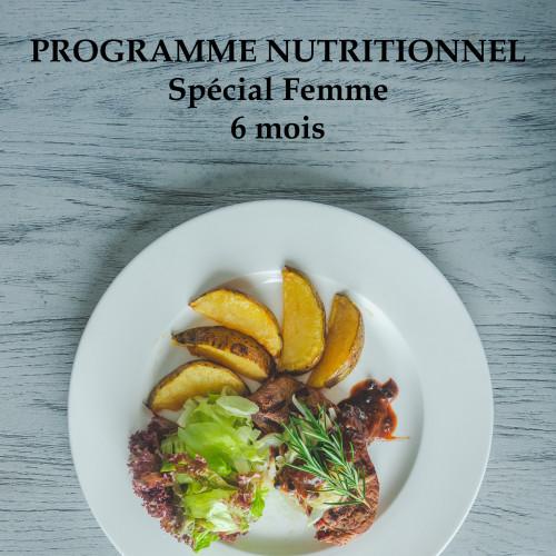 1defy-Suivi&Coaching Nutritionnel 6 mois Femme