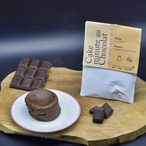 Le Gâteau Sport coulant Protéiné
