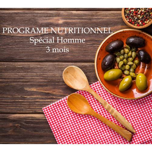 1defy-Suivi&Coaching Nutritionnel 3 mois Homme