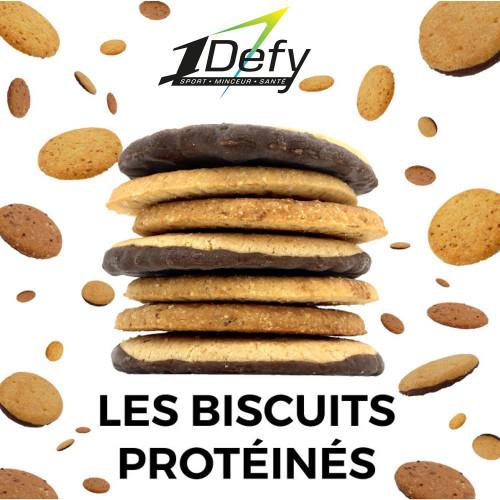 Biscuits protéinés Sèche et Minceur