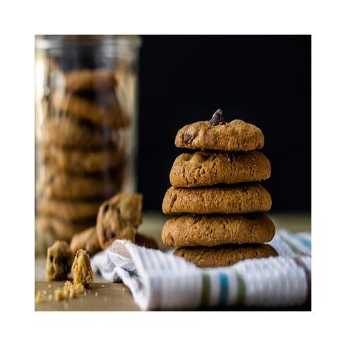 Cookies protéinés pépites de choco/12