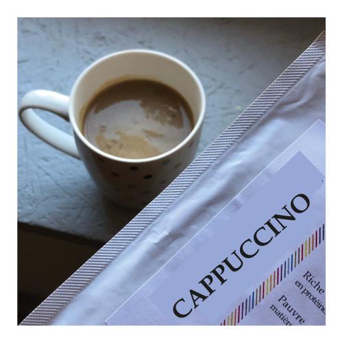 Cappuccino Protéinée gluten free/5