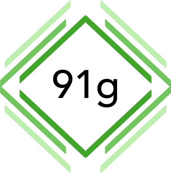 91g protéines